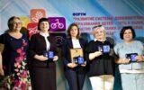 Торжественное закрытие Всероссийского конкурса профессионального мастерства «Арктур» в Волгограде