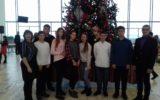 24 декабря в Центральном концертном зале  Волгограда прошла губернаторская елка