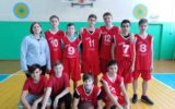 Соревнования побаскетболу в рамках XXX районной спартакиады школьников 2018-2019