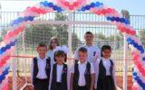 Открытие спортивной площадки в МКОУ «Красноярская СШ№2»